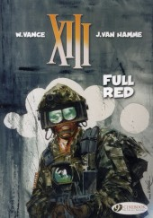 XIII (en anglais) -5- Full Red