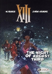XIII (en anglais) -7- The Night of August Third