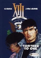 XIII (en anglais) -8- Thirteen to One