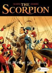 Scorpion (The) -2- The Devil in the Vatican
