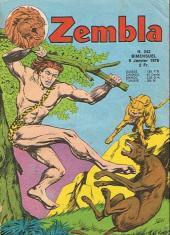 Zembla -242- Le fleuve noir