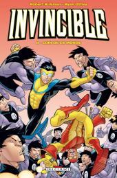 Invincible -8- Loin de ce monde