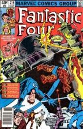Fantastic Four (1961) -219- Leviathans