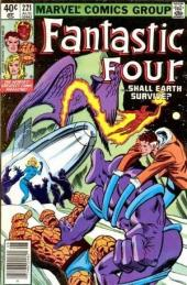Fantastic Four (1961) -221- Tower of cristal... dream of glass!