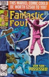 Fantastic Four (1961) -222- The possession of Franklin Richards!