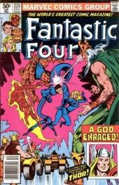 Fantastic Four (1961) -225- The blind god's tears