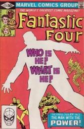 Fantastic Four (1961) -234- The man with the power!