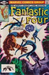 Fantastic Four (1961) -235- Four against Ego!