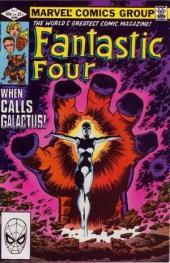 Fantastic Four (1961) -244- Beginnings and endings