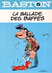 Baston 5 -1- La ballade des baffes