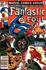 Fantastic Four (1961) -246- Too many Dooms