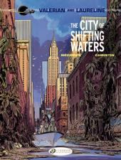 Valerian and Laureline -1- The City of Shifting Waters
