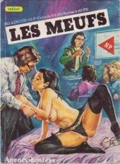Les meufs (Novel Press) -20- Agency-hostess
