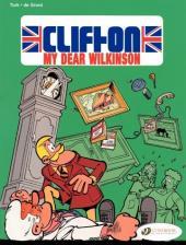 Clifton (en anglais) -1- My Dear Wilkinson