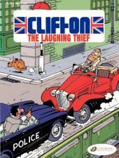 Clifton (en anglais) -2- The Laughing Thief
