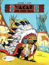Yakari (en anglais) -1- Yakari and Great Eagle