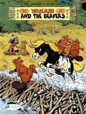 Yakari (en anglais) -3- Yakari and the Beavers