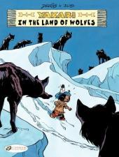 Yakari (en anglais) -6- Yakari in the Land of Wolves