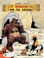 Yakari (en anglais) -4- Yakari and the Grizzly