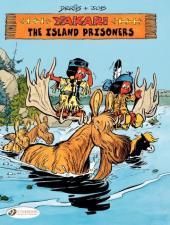 Yakari (en anglais) -7- The Island Prisoners