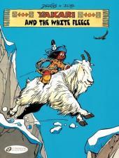 Yakari (en anglais) -8- Yakari and the White Fleece