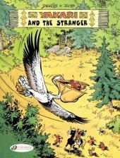 Yakari (en anglais) -5- Yakari and the Stranger