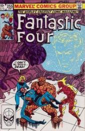 Fantastic Four (1961) -255- Trapped