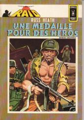 Raid -2- Une médaille pour des héros