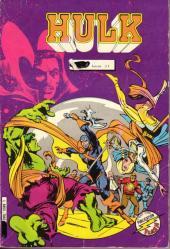 Hulk (1re Série - Arédit - Flash) -Rec09- Recueil 7042 (18-19)