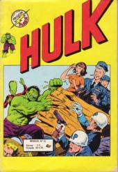 Hulk (1re Série - Arédit - Flash) -12- un paradis pou Hulk