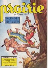 Prairie (Impéria) -103- Flèche loyale et l'homme tatoué