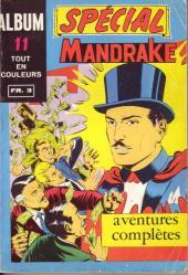 Mandrake (3e Série - Remparts) (Spécial - 1) -Rec11- Album N°11 (du n°77 au n°79)