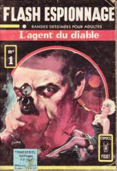 Flash espionnage (1re série - Arédit) -1- L'agent du diable