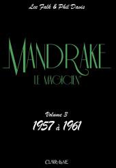 Mandrake le magicien (Clair de lune) -3- Volume 3 : 1957 à 1961