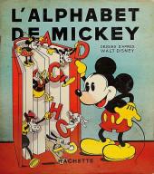 Mickey (Hachette) - L'alphabet de mickey