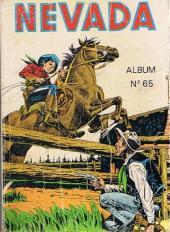 Nevada (LUG) -Rec65- Album N°65 (du n°391 au n°394)