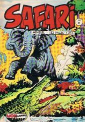 Safari (Mon Journal) -24- Katanga Joe : La déesse blanche