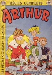 Arthur (aux Éditions Mondiales) -3- Le Roi Arthur et les Finfrenelles