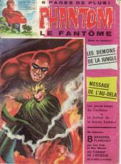 Le fantôme (1re Série - Aventures Américaines) -414- Les diables de la jungle