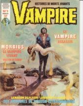 Vampire (histoires de morts-vivants) -2- Une vie au gout de sang
