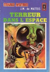 Étranges aventures (1re série - Arédit) -76- Terreur dans l'espace