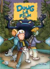 Les classiques du dessin animé en bande dessinée -31- Doug le film