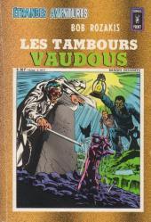 Étranges aventures (1re série - Arédit) -77- Les Tambours vaudous