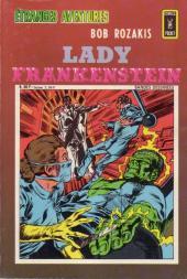 Étranges aventures (1re série - Arédit) -78- Lady Frankenstein