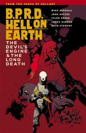 B.P.R.D. Hell on Earth (2010) -INT04- The Devil's Engine & The Long Death
