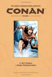 Conan the Barbarian Vol 1 (Marvel - 1970) -INTHC1- The Barry Windsor-Smith Conan Archives Volume 1