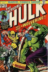 Incredible Hulk (The) (1968) -181- And Now... the Wolverine!