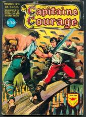 Capitaine Courage -3- Un combat singulier