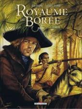 Le royaume de Borée - La Saga des Pikkendorff -2- Henrick