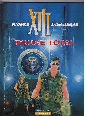 XIII -5ES- Rouge Total
